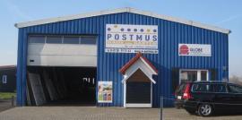 POSTMUS Haus und Garten - unser Firmengebäude